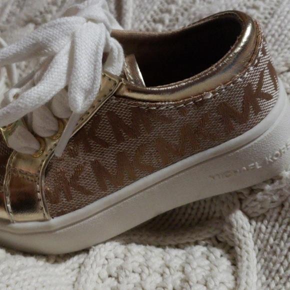 Michael Kors Tennis Shoes Toddler